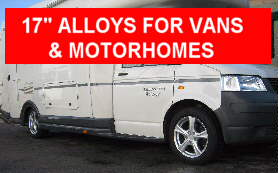 "Link to 17"" Van Alloys"