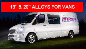 "Link to 20"" Van Alloys"