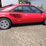 "Ferrai Mondial in Germany 16"" replica alloys"