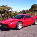 Ferrari 308 in New Zealand