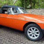 Revolution Minator style alloys 8-spoke MGB