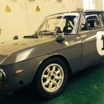 "5½x14"" Minilite Lancia Fulvia for racing [Germany] 4x130 ET33"