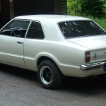 Revolution 4-spoke alloy wheels Ford Taunus