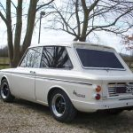 "Revolution 6x13"" 4-spoke Alloys Hillman Imp"
