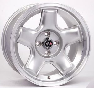 Revolution RFX Rally Alloy wheel white