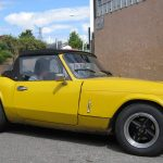 "Revolution 6x13"" 4-spoke Alloys Triumph Spitfire"