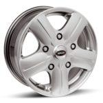 Rimstock Rimfire HDX5 Brilliant Silver