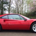 "16"" replicas on Ferrari 308 UK"