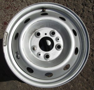 Steel wheel for Motorhome