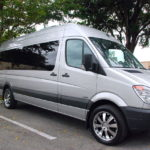 """20"""" Lenso Concerto Alloys on Sprinter Van with 255.50.20 tyres in USA"""