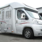 "15"" Scorpion Grey & Polished Alloys Rapido Motorhome Ducato chassis"