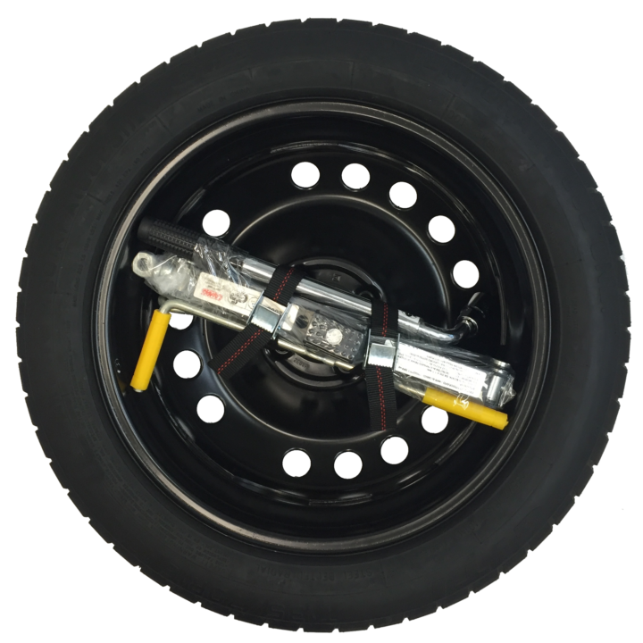 Road Hero Space Saver Complete Spare wheel kit