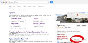 googletyresave