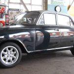 "6x15"" Minilites Vauxhall Victor ET13F ET25R + 185/60R15 Avon tyres"