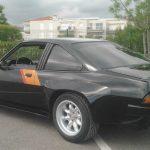 "8x16"" ET06 F 9x16 ET-12 R Minilite Opel Manta Replica [France]"