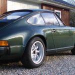 "7x16"" Front 8x16"" Rear Porsche 911"