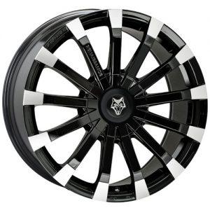 Wolfrace Renaissance Black+Polished Tips