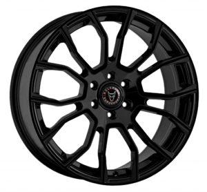 Wolfrace Eurosport Evoke-X Gloss Black